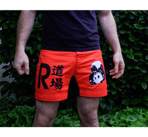 [인버티드 기어] Inverted Gear - RDojo collaboration shorts [Red]