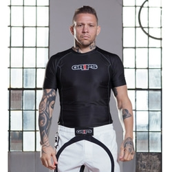 MEN'S ARMADURA RASHGUARD_BLACK