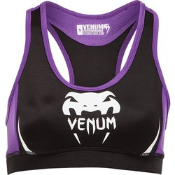 ★40-60%세일!! Venum 'Body Fit' Top- Black/Pupple