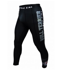 [주짓수도복]  불테리어 BULLTERRIER Long Spats Workout Black