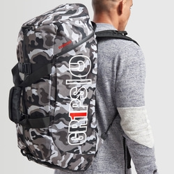 그립스 주짓수 가방 - DUFFEL BACKPACK 2.0 - NIGHT CAMO BLACK