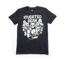 [인버티드 기어] INVERTED GEAR - Panda Nation Shirt [Black]