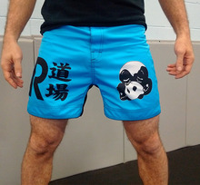 [인버티드 기어] Inverted Gear - RDojo collaboration shorts [Blue]