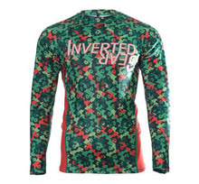 [인버티드 기어] INVERTED GEAR - Long Sleeve Ranked Rash guard [Camo]