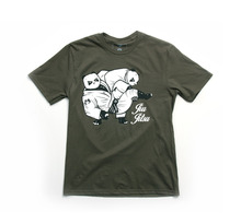 [인버티드 기어] INVERTED GEAR - Jiujitsu Panda 2.0 Shirt [Olive]