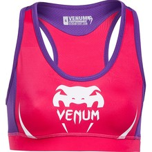 ★40-60%세일!! Venum 'Body Fit' Top- Pink/Pupple